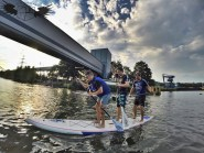 Stand Up Paddling als Teambuilding