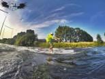 SUP Wildwasser