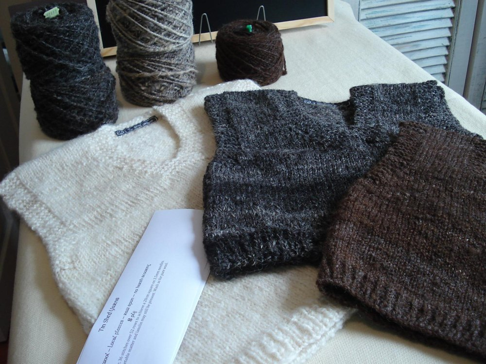 Beautiful Tin Shed Simple Slip Over Knitting Pattern By Tin Shed