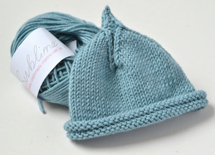 Baby Beanie 39classic Pixie Beanie39 In Sublime Cashmere