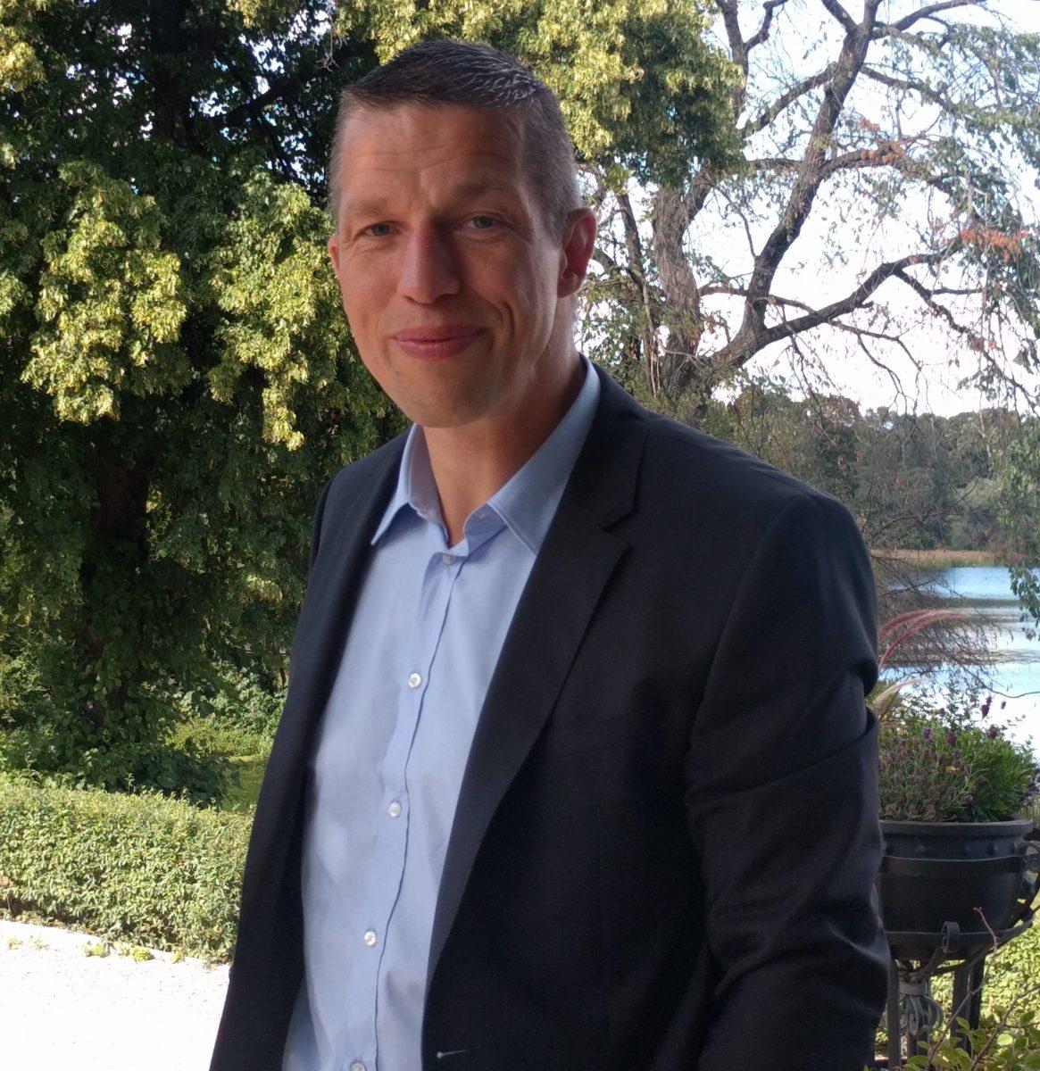 Dan Lindgren - Vill leda den digitala revolutionen