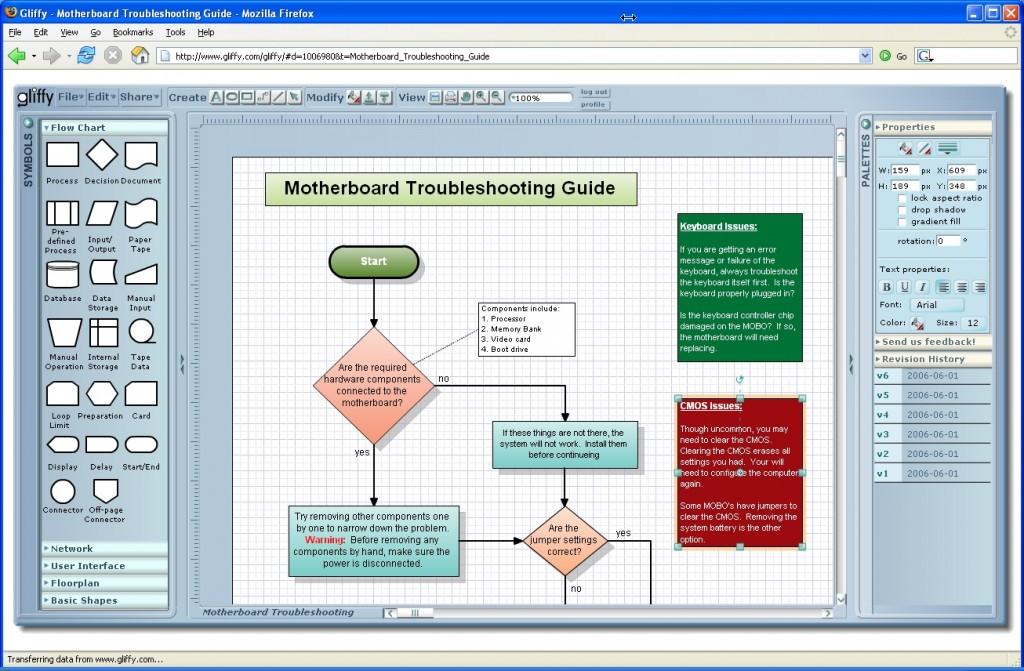 8 siti per creare Flowcharts (diagrammi di flusso) e Workflow (piani
