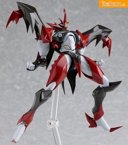 Space Knight Tekkaman Blade figma Tekkaman Evil max factory
