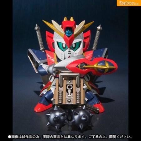 Bandai: SDX Toushi Double Z Gundam TamashiWeb Limited - In preordine