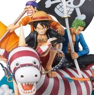 Desktop Real McCoy One Piece 3