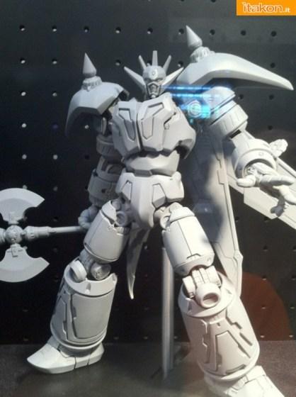 getter dragon robot G art storm