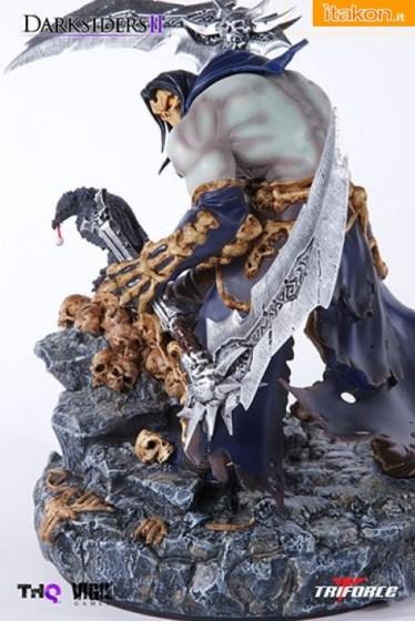 Darksiders II: Death & Dust Premier statue da Project Triforce - In Preordine