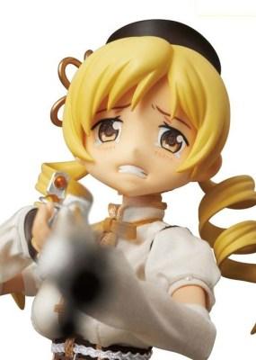 Mami Tomoe Real Action Heroes No.610 Medicom Toy