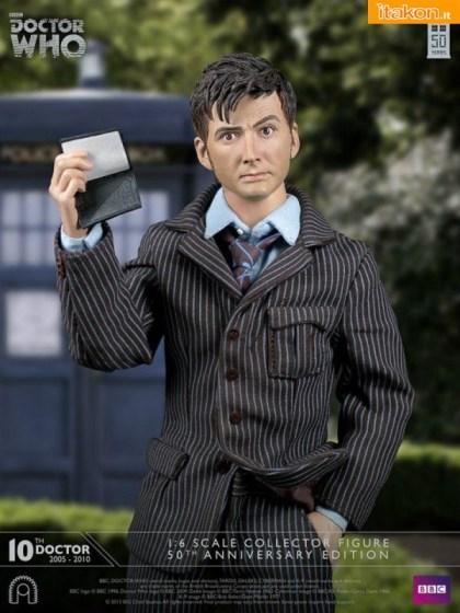 BIG Chief Studios Doctor Who -Tenth Doctor 16 - Immagini Ufficiali (17)