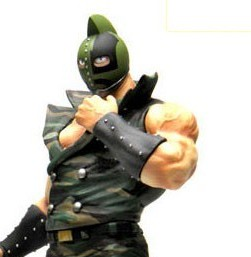 Kinnikuman Soldier CCP Muscular Collection