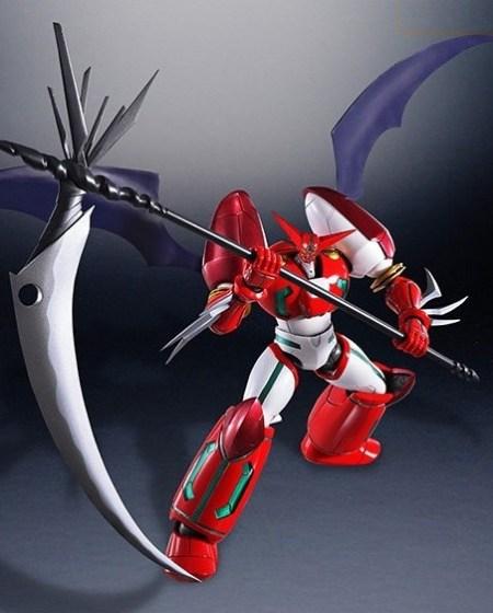 Super Robot Chogokin Shin Getter 1 (2)