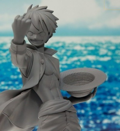 MegaHobby EXPO 2013 Spring: One Piece