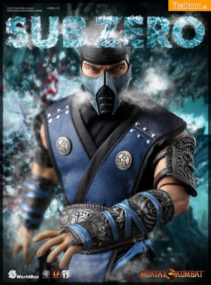 Mortal Kombat Sub-Zero 16 di World Box (2)