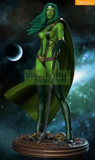 Marvel Comics Gamora Statue di Bowen Designs (2)