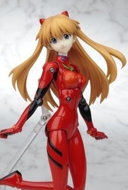 Shikinami Asuka Langley - Evangelion - Arcadia foto ufficiali 20