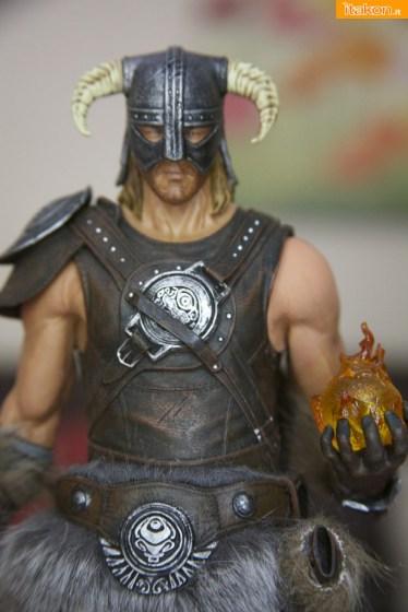 Dragonborn 16 Statue (2)