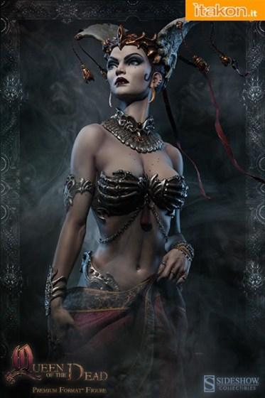 Queen of the Dead Premium Format Figure (1)