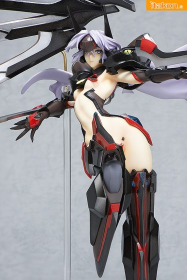 mu -12 - freeing - blazblue - black version 4