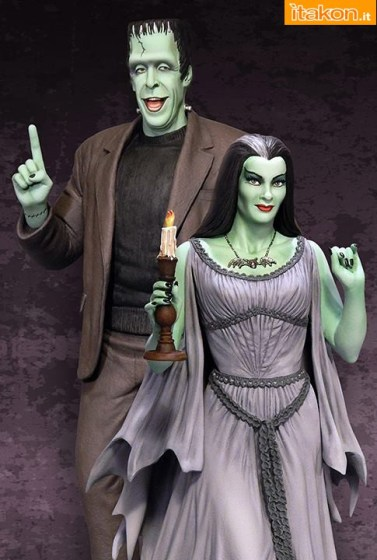 Lily Munster 1/6 maquette di Tweeterhead