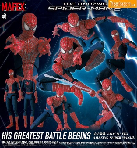 MAFEX-Amazing-Spider-Man-2
