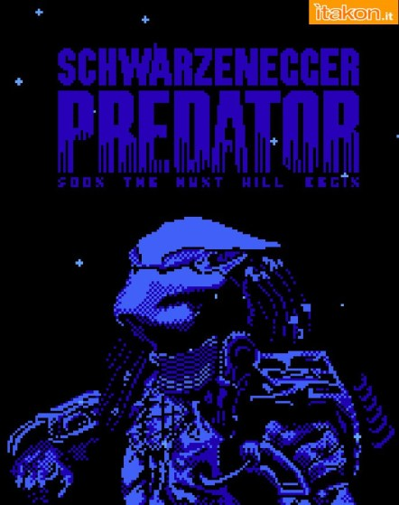 Predator-NES-Title-Screen