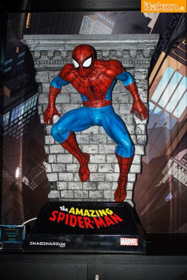 Spider Man Replica Masterpiece (1)