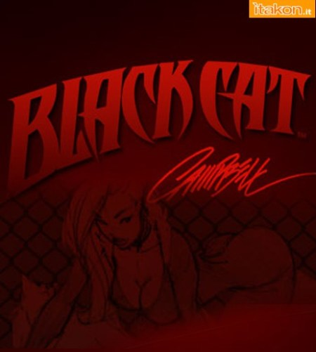Black Cat sideshow campbell collection 01