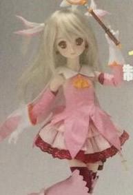 prisma illya volks mini dollfie