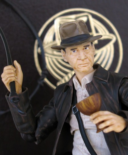 099 Indiana Jones figma - Max Factory recensione