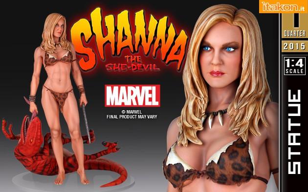 [Gentle Giant] Marvel Comics: Shanna 1/4 - Página 2 1601422_630494477020586_4894733113053325742_n1