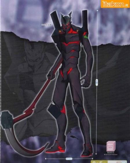 "EVA Mark 09 da ""Evangelion 3.0"""