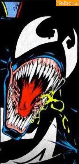 Iron Studios: Annunciato Venom Art Scale 1/10 Marvel Comics