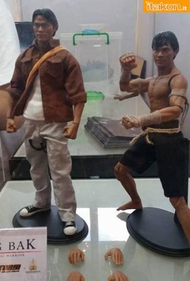 Storm Toys: Tony Jaa da Ong Bak  1/6 scale  - Prime immagini del Prototipo colorato