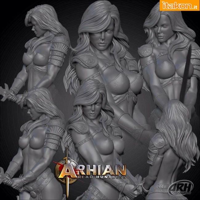 [ARH Studios] Arhian 1/4 statue 16