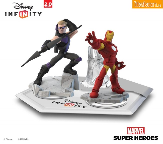 [GAMES][Tópico Oficial] Disney Infinity 2.0 - Originals Disney-Infinity-Marvel-Super-Heroes-Figures-091-1280x1129