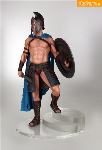 [Gentle Giant] 300: Rise of an Empire: Themistocles 1/4 Themistocles-16-Statue-3