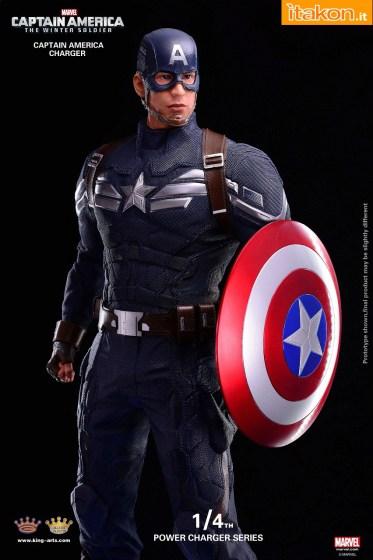King Arts Captain America (9)