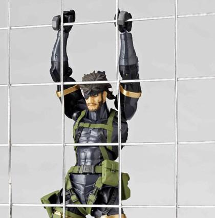 Solid Snake Revoltech Yamaguchi  07