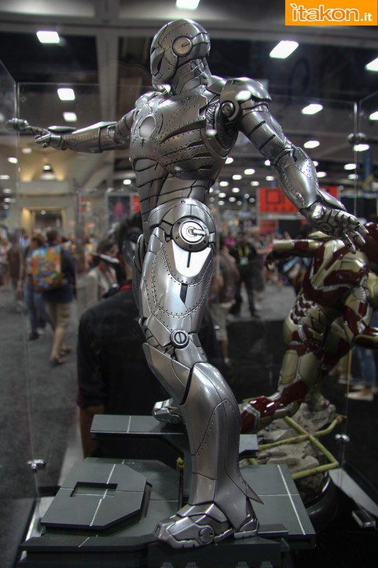 [Sideshow] Iron Man: Mark II - Quarter Scale Maquette - Página 2 Preview-Night-Sideshow33
