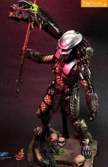 Hot Toys:  AVP Ancient Predator Toy Fair 2014 - Prime Foto Live