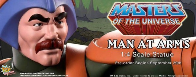 """[Pop Culture Shock] Masters Of The Universe: Man-At-Arms """"Mentor"""" Statue 10694421_708901565846543_3935994101583107266_o"""