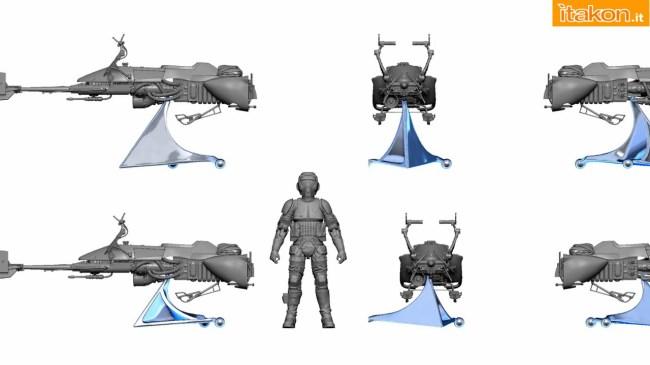 "[Hasbro][Tópico Oficial] Black Series 6""   Star War: The Force Awakens - Stormtrooper - Página 8 Star-Wars-Black-Series-Speeder-Bike-Concept"