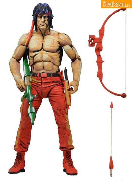 [NECA] Rambo: First Blood Part II - Rambo (NES ver.) 10308345_799957976733256_6608270961194920668_n