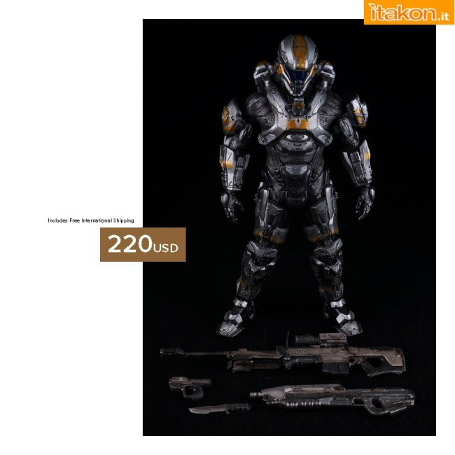 [ThreeA][Tópico Oficial] 1/6 Scale Collectible Figure | Halo: Master Chief 3A-Spartan-Recruit-007