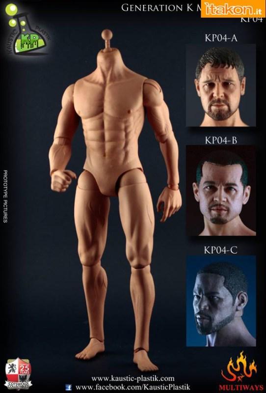 [Kaustic Plastik] Muscular Body KP04 Plastik 10665085_789531311110407_4399422655352874570_n