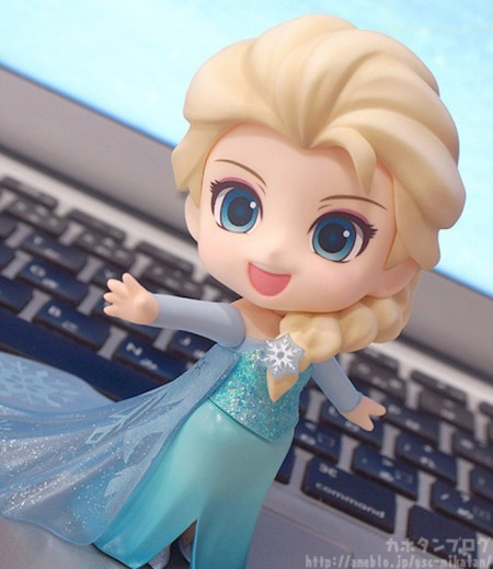 Elsa & Olaf - Frozen - Nendoroid Good Smile Company preview 20