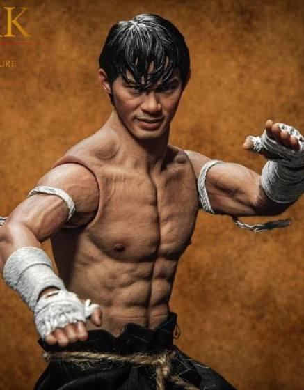 Storm Collectibles: The Thai Warrior 1/6 da Ong Bak - Immagini Ufficial