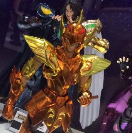 Comic Con Experience 2014 Bandai 01