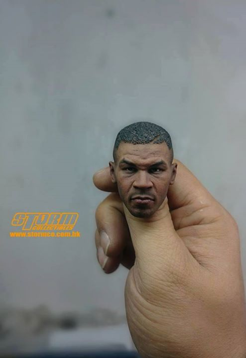 [Storm Collectibles] Mike Tyson (Heavyweight Special Edition) 1/6 V8