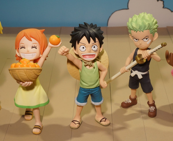 [Bandai] Figuarts ZERO | One Piece - Childhood ver. One-Piece-Figuarts-ZERO-Childhood-ver.-02